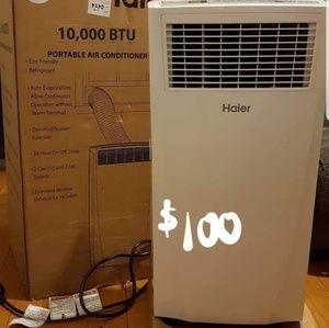 Haier 10000 btu AC